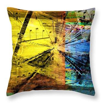 Pachelbel - Canon In D .. Throw Pillow