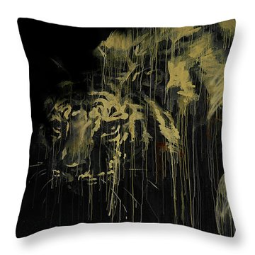 Paciencia Throw Pillow