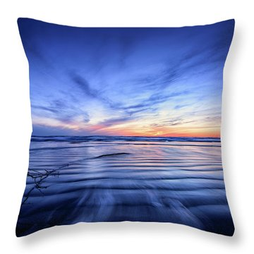Pacific Marvel Throw Pillow