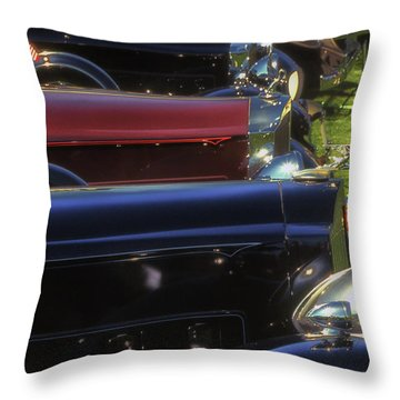 Packard Row Throw Pillow