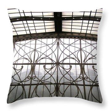 Paddington Ironwork Throw Pillow