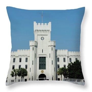 Padgett-thomas Barracks Throw Pillow