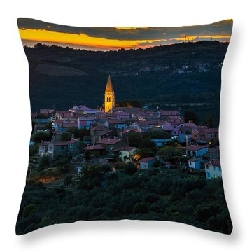 Padna Throw Pillow