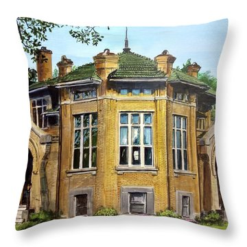 Page 45 Throw Pillow