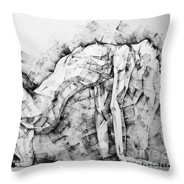 Page 53 Throw Pillow