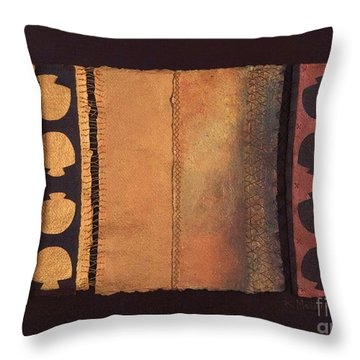Page Format No.4 Tansitional Series  Throw Pillow