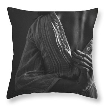 Pain Is Rewarding In Every Capacity Throw Pillow