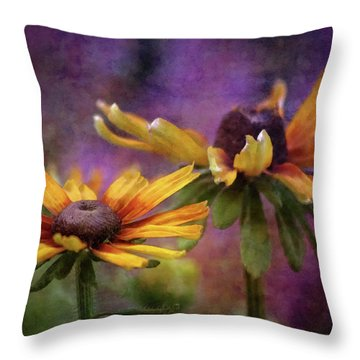 Painted By The Sun 2757 Idp_2 Throw Pillow
