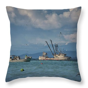 Pakalot Throw Pillow by Randy Hall