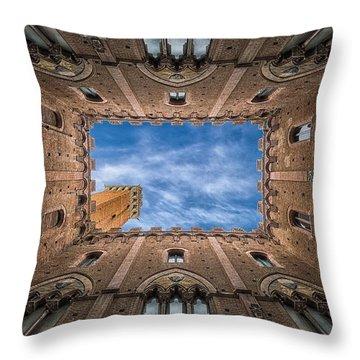 Siena Throw Pillows