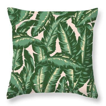 Fruits Throw Pillows