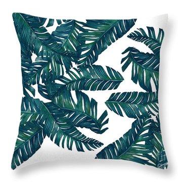 Palm Tree 7 Throw Pillow