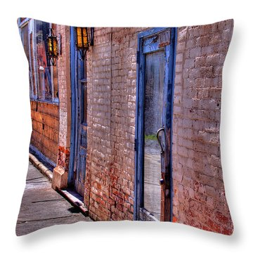 Palouse Wall Throw Pillow by David Patterson