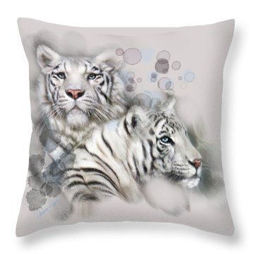 Pals Throw Pillow