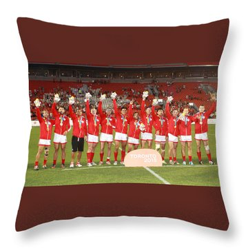 Pamam Games. Mens' 7's Throw Pillow