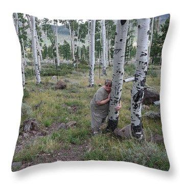 Pando  Throw Pillow