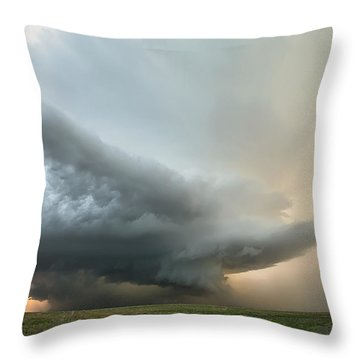 Panhandle Magic Throw Pillow