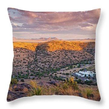 Civilian Conservation Corps Throw Pillows