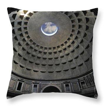 Pantheon Throw Pillows