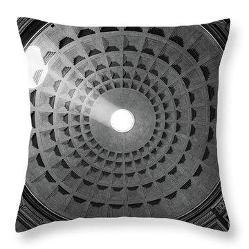 Pantheon Ceiling Throw Pillow