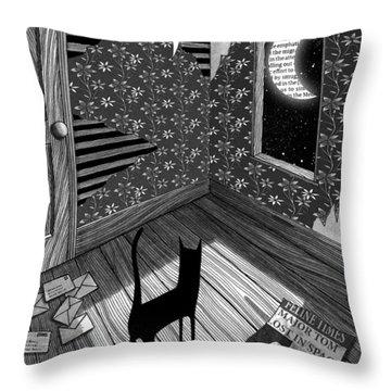 Wood Grain Throw Pillows