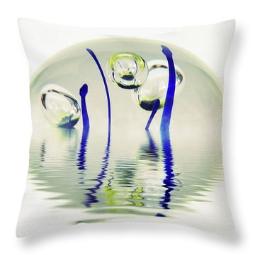 Paperweight No. 12-1 Throw Pillow