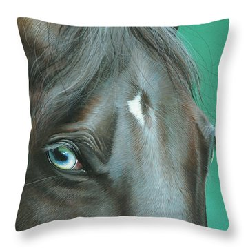 Pappy Throw Pillow
