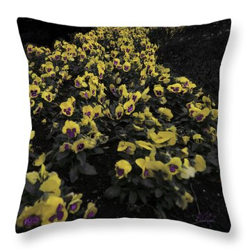 Parade For Lynne C Throw Pillow