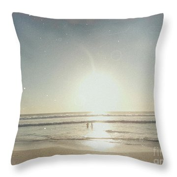 Throw Pillow featuring the photograph Paradise Old Pieces by Beto Machado