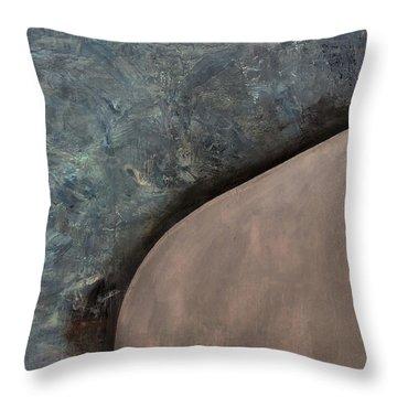 Paragon  Throw Pillow by Antonio Ortiz