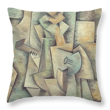 Paragon Throw Pillow