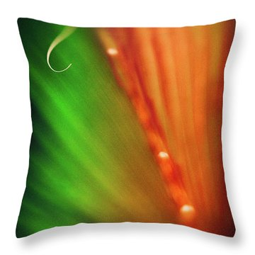 Parallel Botany #5199 Throw Pillow
