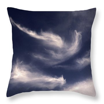 Throw Pillow featuring the photograph Pareidolia by Robert Geary