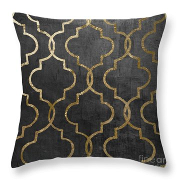 Paris Apartment IIi Throw Pillow