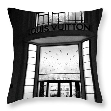 Louis vuitton throw pillows for sale - Boutique art deco paris ...