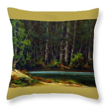 Park Refuge Throw Pillow