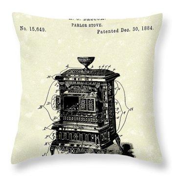 Parlor Throw Pillows