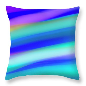 Parrotfish No. 2 Throw Pillow