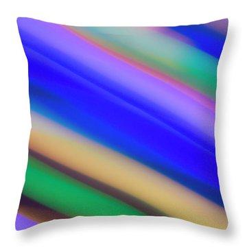Parrotfish Throw Pillow
