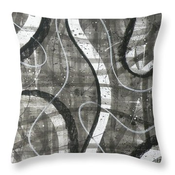 Part IIi Throw Pillow by Holly York