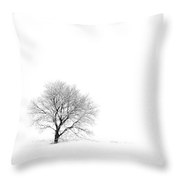 Part Of Me Will Always Be Waiting For You Throw Pillow