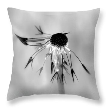 Partial Dandy Throw Pillow