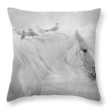 Passengers Throw Pillow