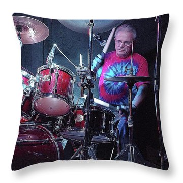 Pat Paquette Throw Pillow