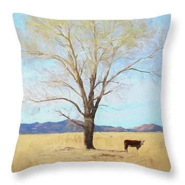 Patagonia Pasture 2 Throw Pillow