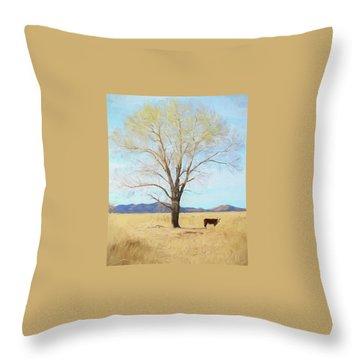 Patagonia Pasture 2 Throw Pillow