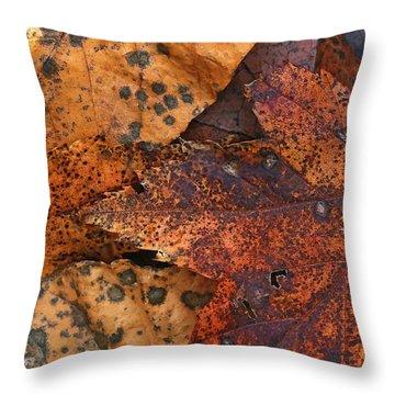 Patterns 3 Throw Pillow