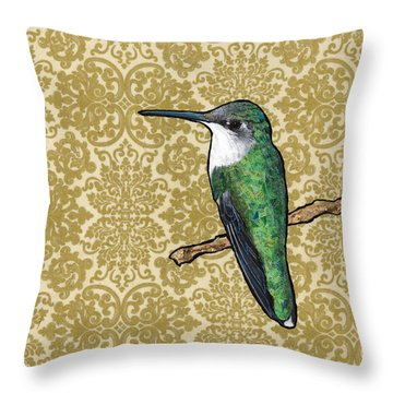 Patricia Throw Pillow