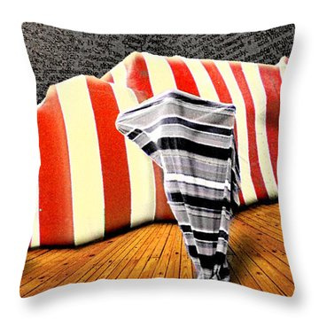 Patriot Sack Throw Pillow