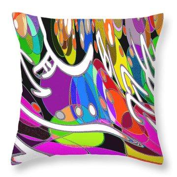 Pattern 205 _ Balance Throw Pillow